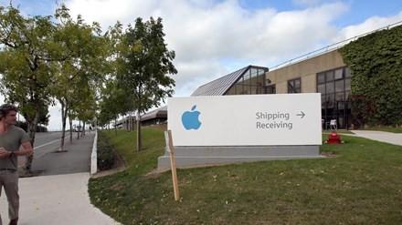 Apple sơ tán 4.000 nhân viên vì bị dọa đánh bom