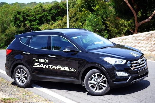 5 mẫu SUV 7 chỗ được người Việt ưa chuộng nhất năm 2015
