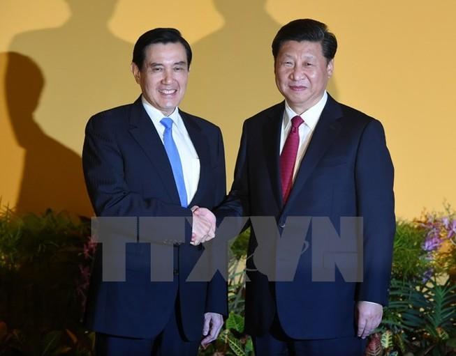 """""""Mối quan hệ hai bờ eo biển Đài Loan ngày càng không chắc chắn"""""""