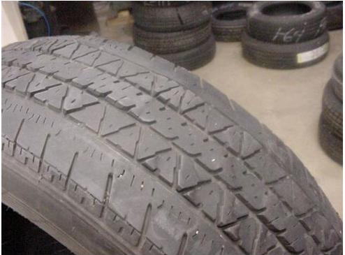 Vì sao lốp mòn không đều?
