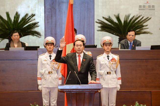 Mong tân Chủ tịch nước là biểu tượng quy tụ lòng dân