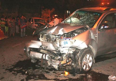 Tư vấn về trách nhiệm khi xảy ra tai nạn giao thông