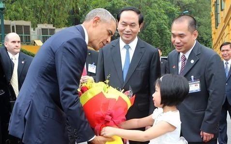 Infographic: Toàn cảnh chuyến thăm Việt Nam của Tổng thống Obama