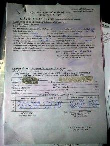 Mất giấy tờ xe, xe không chính chủ, đăng ký lại thế nào ?