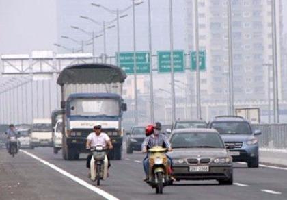 Một số thay đổi về các mức phạt vi phạm giao thông