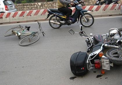 Bồi thường thiệt hại khi tính mạng bị xâm phạm do tai nạn giao thông