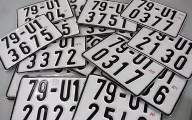 Thủ tục làm lại giấy chứng nhận, biển số xe bị mất