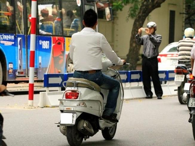 Vi phạm nhiều lỗi giao thông thì mức phạt thế nào?