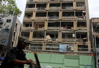 TP.HCM: Kiểm định xong 474 chung cư cũ trong năm 2016