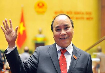 Ông Nguyễn Xuân Phúc tái đắc cử Thủ tướng Chính phủ