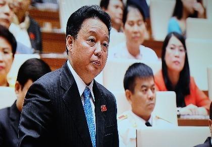 Bộ trưởng Trần Hồng Hà: Formosa đã chuyển 250 triệu USD