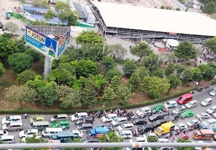 Gần 2.000 tỉ đồng cho 5 dự án chống kẹt xe ở Tân Sơn Nhất