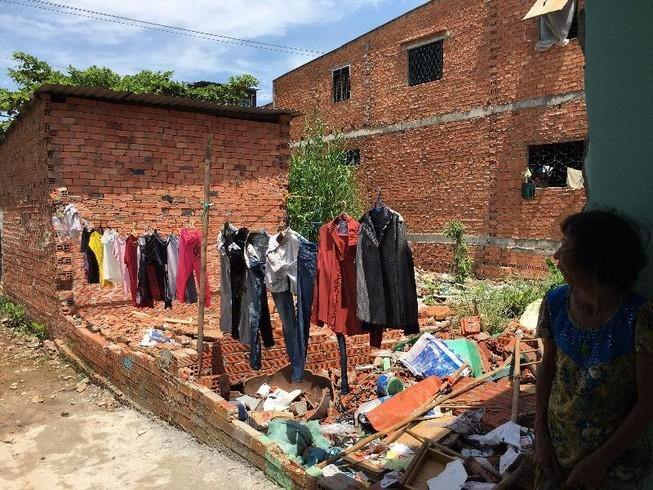Công an điều tra 'cò' xây nhà không phép ở Bình Chánh
