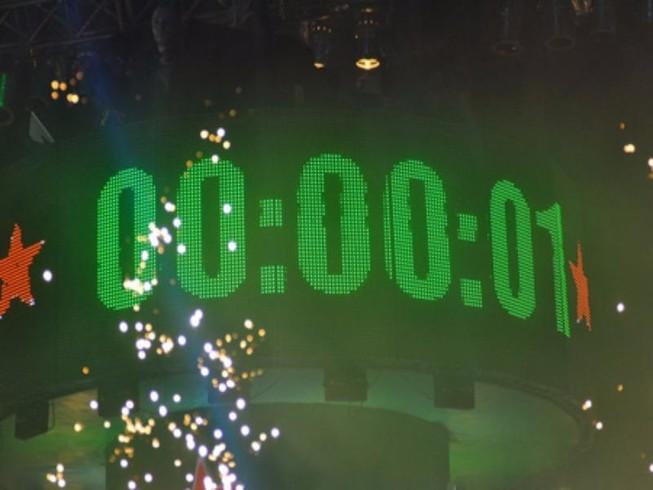 Sự kiện đếm ngược chào năm mới ở phố đi bộ Nguyễn Huệ