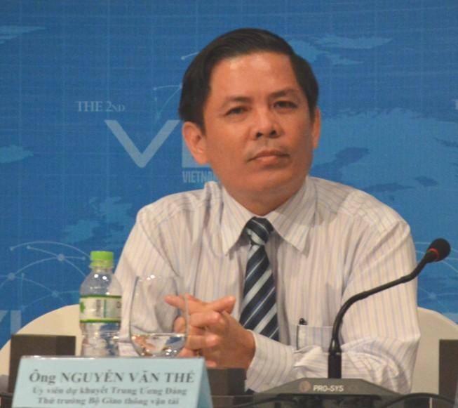 Thứ trưởng Bộ GTVT về làm bí thư Tỉnh ủy Sóc Trăng