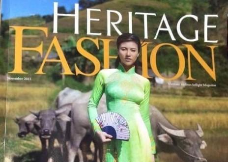 Thu hồi tạp chí in ảnh chùa Vàng Myanmar trên vạt áo