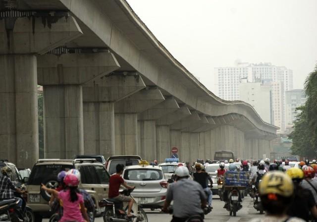 Bộ GTVT lên tiếng về chất lượng, tiến độ đường sắt Cát Linh - Hà Đông
