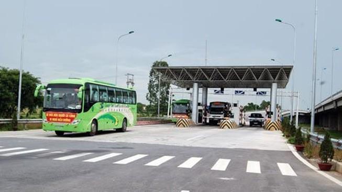 Đề xuất bỏ một trạm thu phí trên cao tốc Cầu Giẽ - Ninh Bình