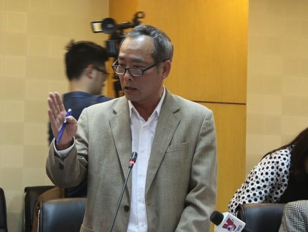Giám sát cam kết xả nước của Trung Quốc