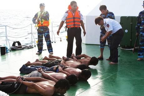 Tăng cường an ninh hàng hải nhằm ngăn chặn cướp biển