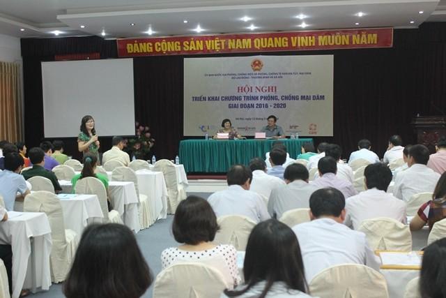 Chi tiết thành phần các đối tượng mua dâm ở Việt Nam