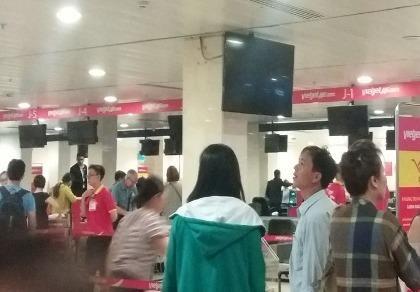 Cục Hàng không thông tin vụ tin tặc tấn công sân bay