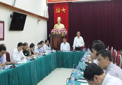 Phó Thủ tướng thường trực Trương Hòa Bình: 'Tiêu cực xảy ra khắp nơi'