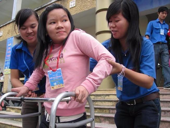 Cần mở rộng hơn cánh cửa việc làm cho người khuyết tật