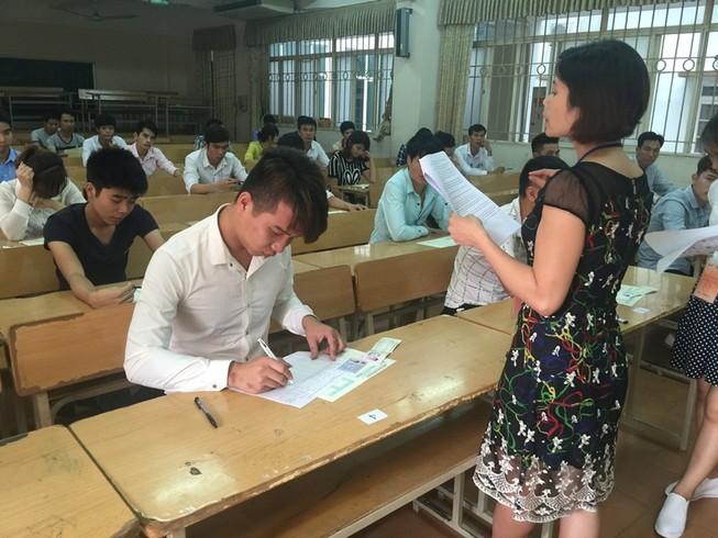 Thi tiếng Hàn xuất ngoại vật vã hơn... thi đại học