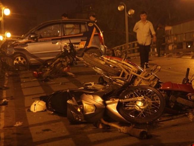 Ba ngày nghỉ, 79 người chết vì tai nạn giao thông