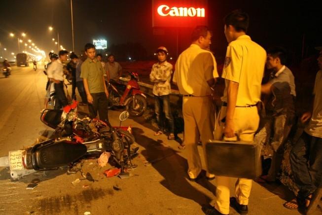17 người chết vì tai nạn giao thông trong ngày 30 Tết
