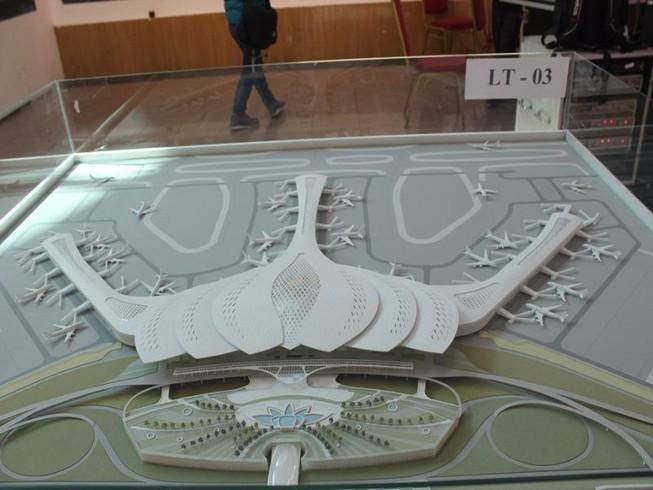 Đánh giá 3 phương án kiến trúc sân bay Long Thành