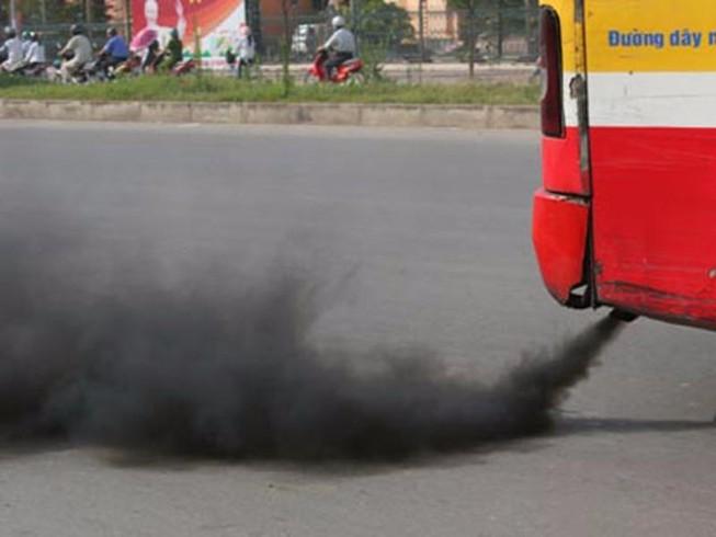Bộ GTVT lên tiếng về những lùm xùm lộ trình khí thải