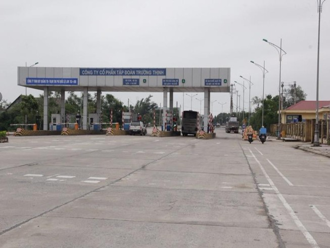 Đề xuất giảm 20%-70% phí trạm BOT Quảng Trị