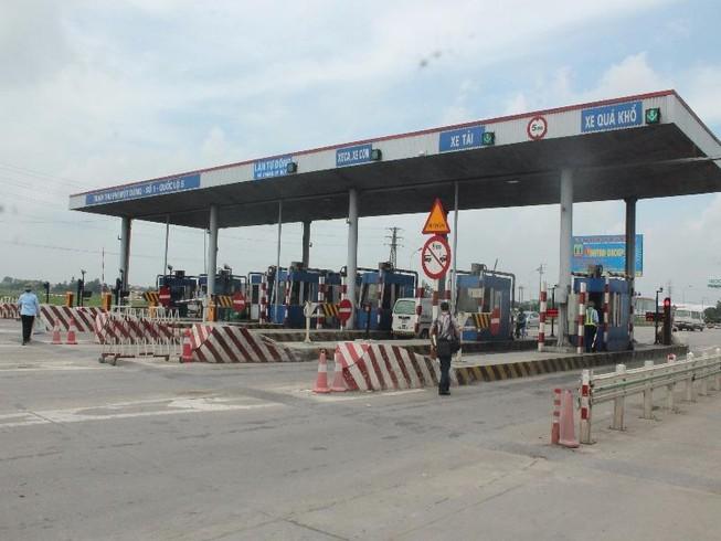Hưng Yên: Điều tra vụ tài xế trả tiền lẻ qua trạm QL5?