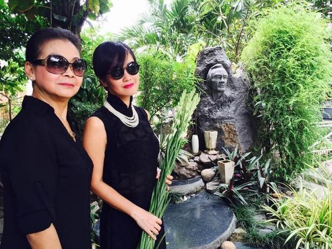 Hồng Nhung lần đầu chung sân khấu với Khánh Ly hát nhạc Trịnh