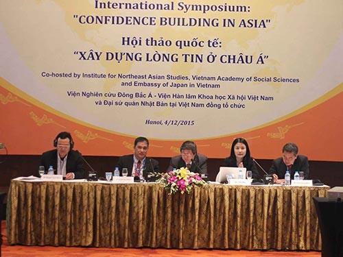 ASEAN bày tỏ quan ngại về những diễn biến gần đây tại biển Đông