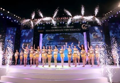 12 nhan sắc vào chung kết Hoa hậu bản sắc Việt toàn cầu