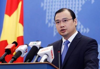 Bộ Ngoại giao Việt Nam lên tiếng về phán quyết của Tòa Trọng tài
