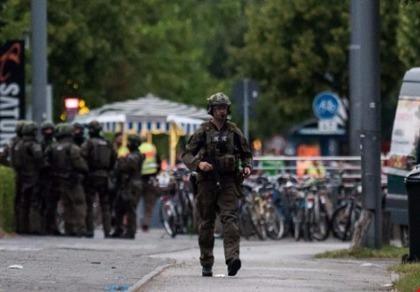 Hiện chưa có người Việt Nam gặp nạn trong vụ xả súng ở Đức