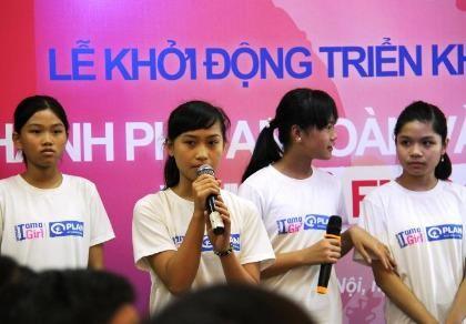 2 tỉ đồng cho 'TP an toàn và thân thiện cho trẻ em gái'