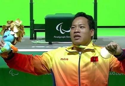 Người Việt lập kỳ tích ở Paralympic Rio 2016, Bộ trưởng gửi thư khen
