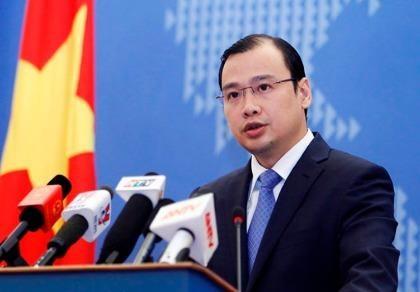 Việt Nam quan ngại sâu sắc việc Triều Tiên tiến hành thử hạt nhân
