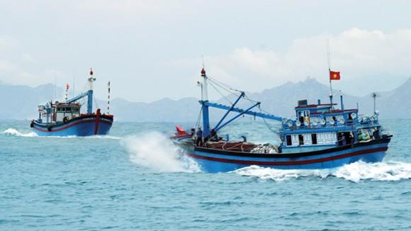 Việt - Trung đàm phán về lĩnh vực ít nhạy cảm trên biển