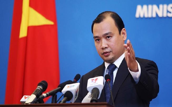 Bộ Ngoại giao trả lời câu hỏi về Trịnh Xuân Thanh