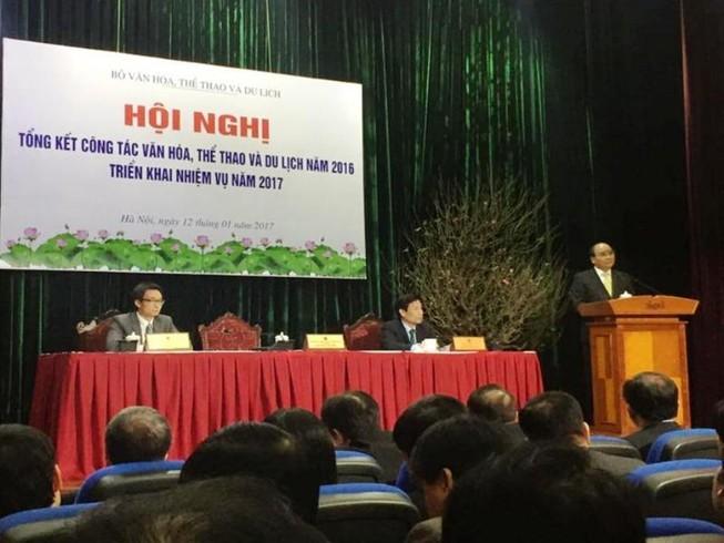 Thủ tướng: Việt Nam còn có văn hóa không nhúc nhích