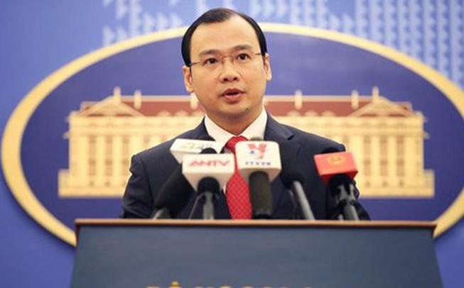Bộ Ngoại giao VN lên tiếng về việc cho phép đánh bạc