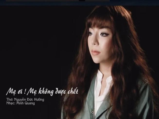 Ca sĩ Minh Chuyên cầu xin: Mẹ ơi, mẹ không được chết