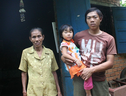 Người bị oan ở Đồng Nai 'cầu cứu' Cục Bồi thường nhà nước