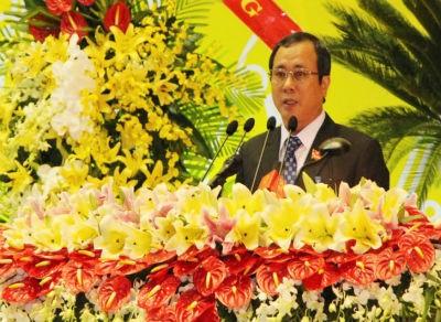 Ông Trần Văn Nam giữ chức Bí thư Tỉnh ủy Bình Dương